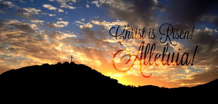 17.05.20 Easter 6 – Alleluia! Christ is Risen