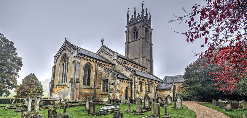 Hackthorn Church Opening Times Update