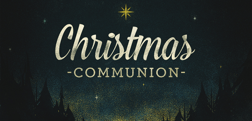 Holy Communion for Christmas Day 2020