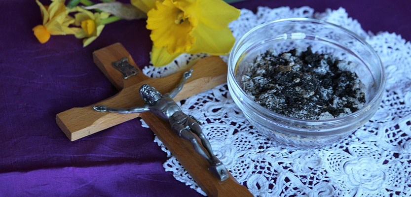 Ash Wednesday Service of Holy Communion with Imposition of Ashes 2021