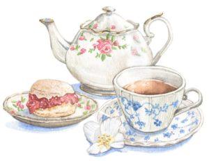 Cream Tea Afternoon